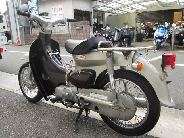 ホンダ リトルカブ AA01型の画像(大阪府