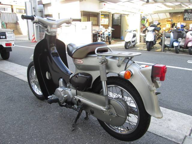 ホンダ リトルカブ AA01型 4速セル付の画像(大阪府