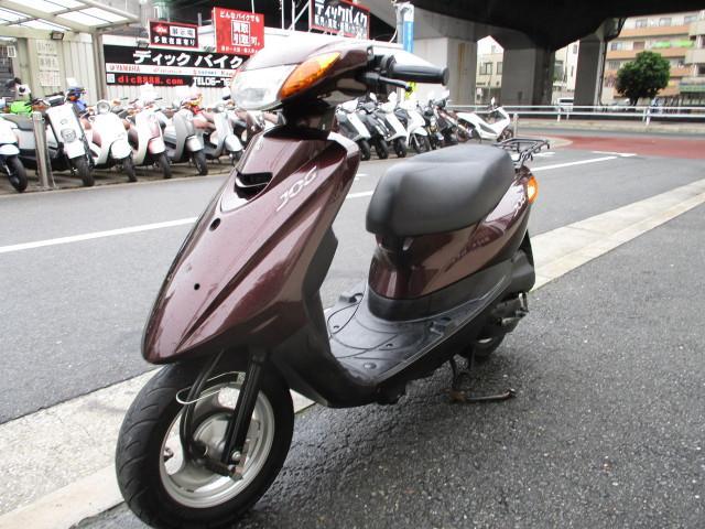 ヤマハ JOG SA36J型 インジェクションタイプ タイヤ前後新品の画像(大阪府