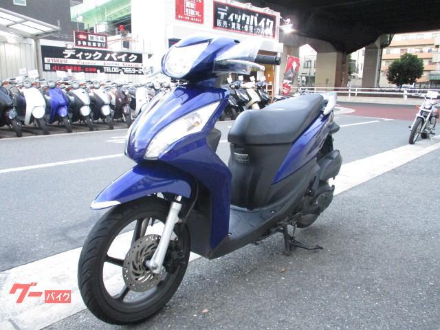 ホンダ Dio110 JF31型 タイヤ前後新品 ワンオーナー車の画像(大阪府