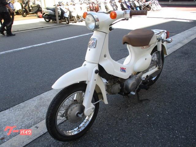 ホンダ リトルカブ AA01型 タイヤ前後新品の画像(大阪府