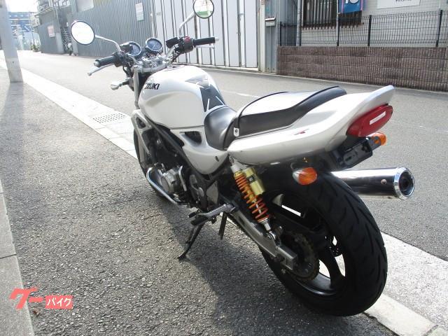 スズキ GSX250FX 2003年モデル チェーン新品の画像(大阪府