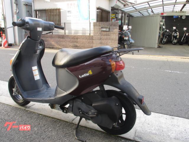 スズキ レッツ4 CA45A後期型 2012年モデル Fタイヤ新品の画像(大阪府