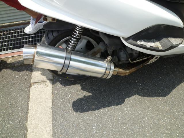 ヤマハ マジェスティ125 バッテリー新品 整備済みの画像(大阪府