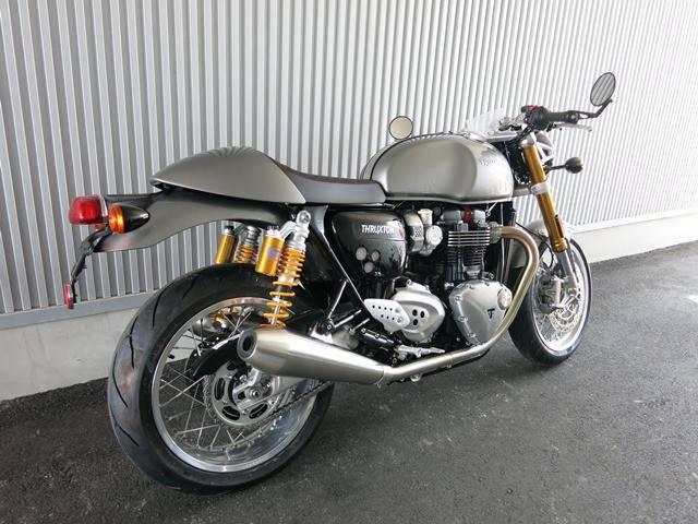 TRIUMPH スラクストン1200Rの画像(滋賀県