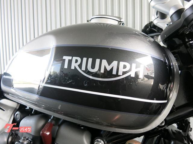 TRIUMPH スピードツインの画像(滋賀県