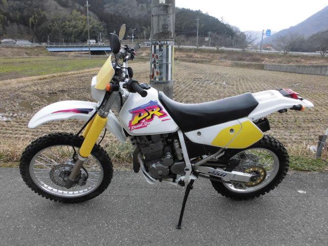 スズキ DR250R-Sの画像(京都府