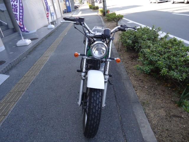 スズキ バンバン200 バッテリー新品の画像(兵庫県