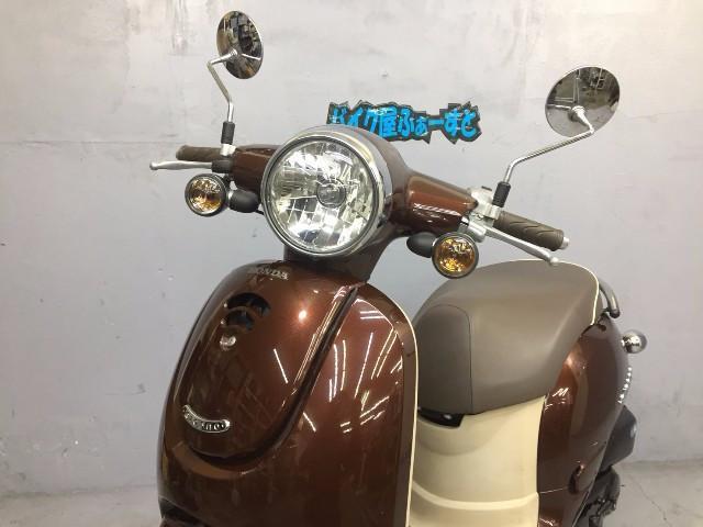 ホンダ ジョルノ リアタイヤ新品 ワンオーナー 2011年モデルの画像(大阪府