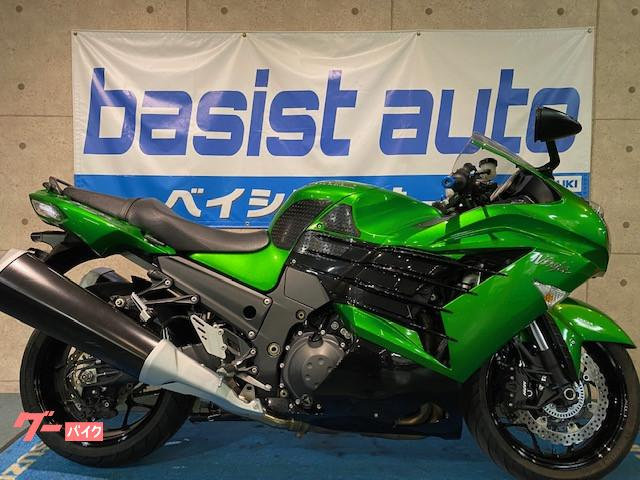 Ninja ZX−14R ABS ブライト正規車両 東南アジア仕様