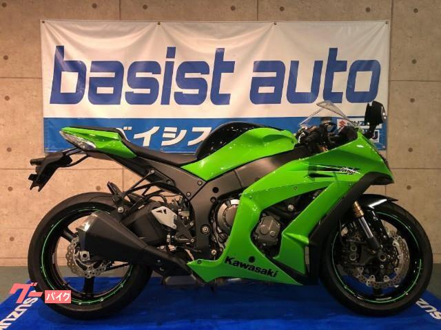 Ninja ZX−10R ブライト正規車両