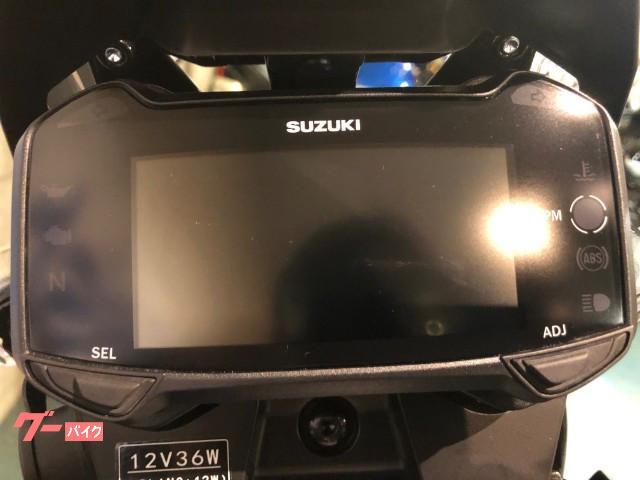 スズキ V-ストローム250 ABS パニアケース装備済みの画像(京都府