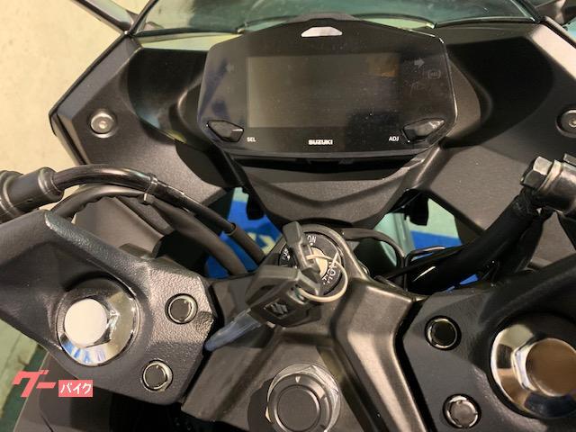 スズキ GIXXER SF 250 ABS 2020国内最新モデルの画像(京都府