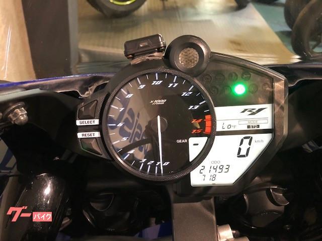 ヤマハ YZF-R1 ETC・シングルシート・バックステップ装備の画像(京都府