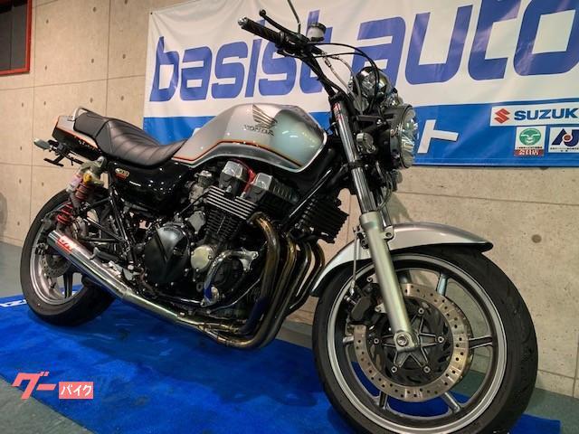 ホンダ CB750 最終型 モリワキフルエキ SHOWAアドバンテージサス等の画像(京都府