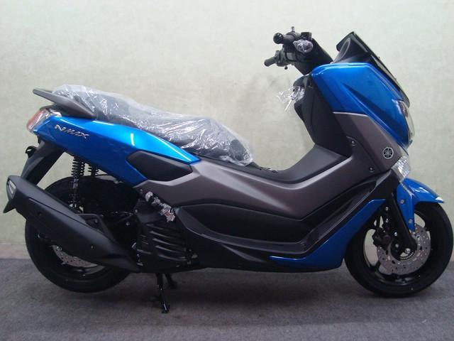 ヤマハ NMAX ブル-コアエンジン ABS装備 最新モデルの画像(兵庫県