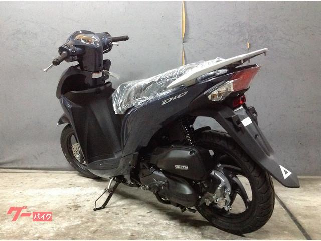 ホンダ Dio110 国内最新モデル eSPエンジンの画像(兵庫県