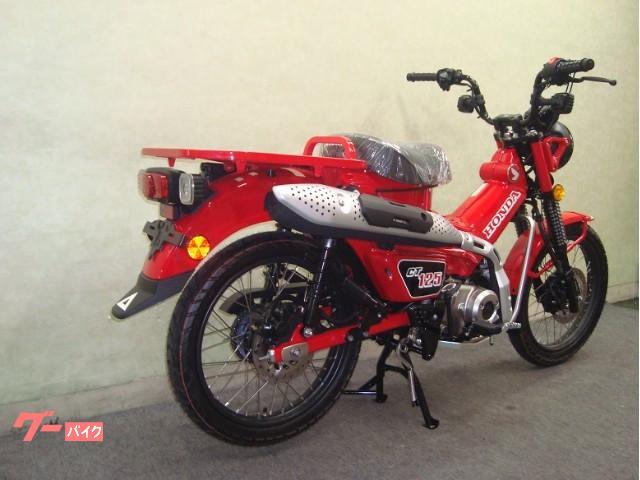 ホンダ CT125ハンターカブ ABS装備 フルLEDの画像(兵庫県