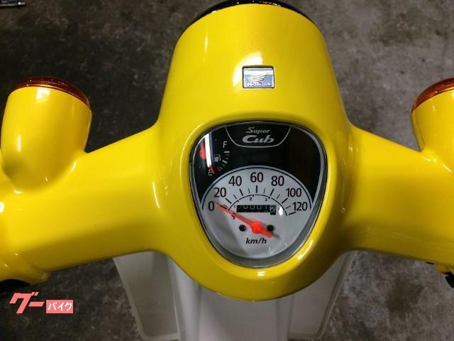 ホンダ スーパーカブ110 国内最新モデル LEDヘッドライトの画像(兵庫県