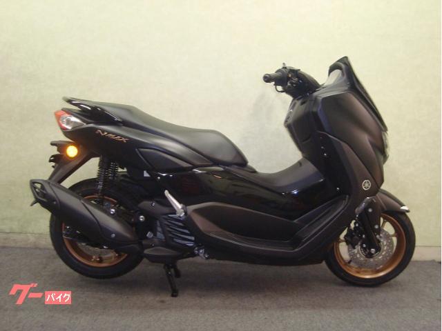 NMAX ABS 最新国内モデル アプリ「Yamaha Motorcycle Connect」搭載