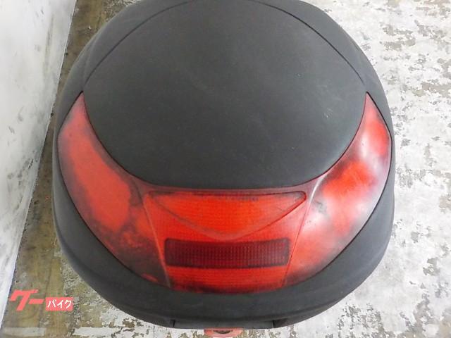 ホンダ スペイシー100 2007年最終モデル シルバー リヤBOX装備の画像(大阪府
