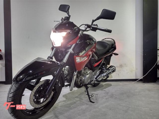 スズキ GSR250 ブラックレッド フルノーマル スペアキー有の画像(大阪府