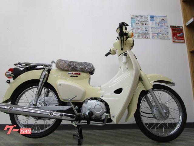 スーパーカブ50新車 現行モデル AA09