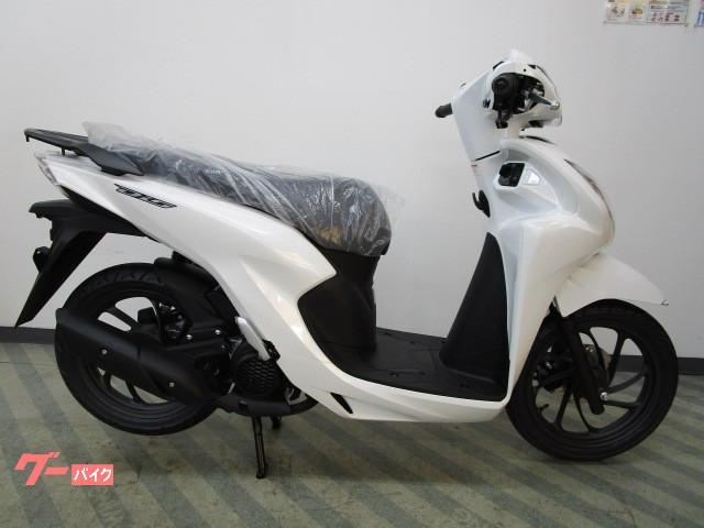 Dio110 2021年新型 スマートキー eSPエンジン