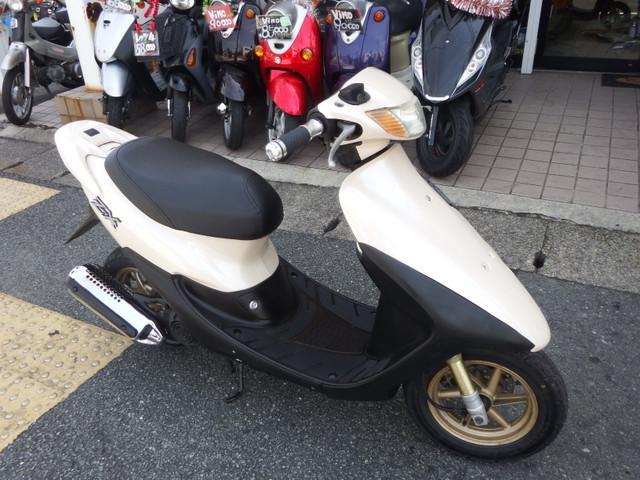 ホンダ ライブDio ZX 前輪タイヤ・外装・マフラー新品の画像(兵庫県