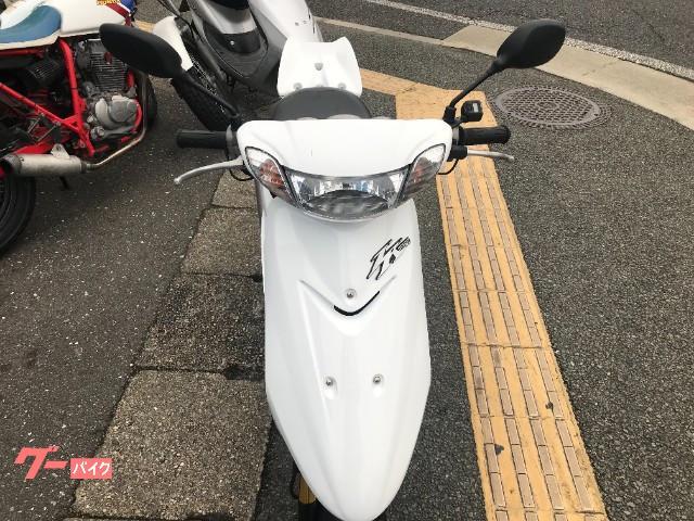 ヤマハ JOG ZR エボリューション リモコンの画像(兵庫県