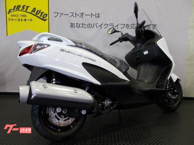 スズキ バーグマン200 2019年モデルの画像(大阪府