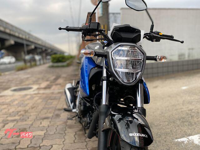 スズキ GIXXER 150の画像(大阪府