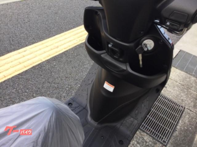 スズキ アドレス125 フラットシート仕様の画像(兵庫県