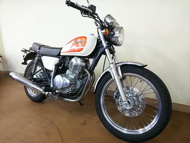 ホンダ CB400SS セル付きモデルの画像(京都府