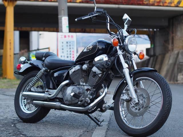 ヤマハ XV250ビラーゴ ノーマル アップハンドル 1991年式の画像(和歌山県