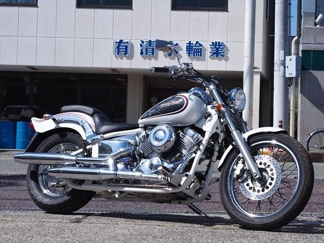 ヤマハ ドラッグスター400の画像(和歌山県