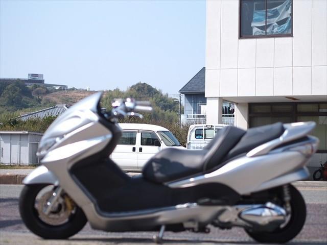 ホンダ フォルツァ・Z オーディオ HID マフラーカスタムの画像(和歌山県