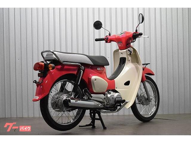 ホンダ スーパーカブ110 タイ仕様2021年モデル ロングタンデムシートの画像(和歌山県