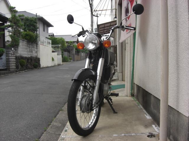 ホンダ ベンリィCD50の画像(奈良県