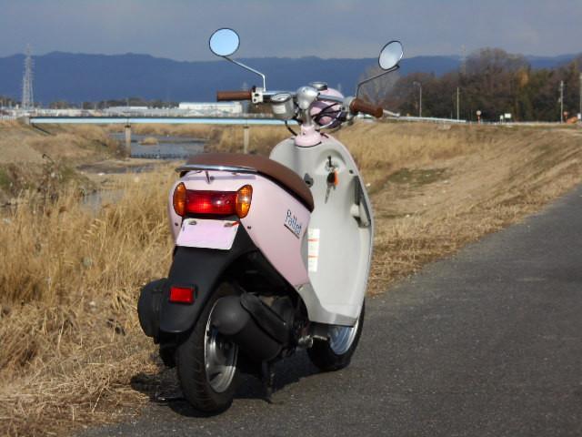スズキ レッツ4パレットの画像(奈良県