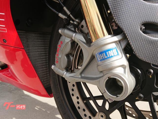 DUCATI 1199パニガーレR テルミニョーニ製レーシングエキゾーストの画像(大阪府