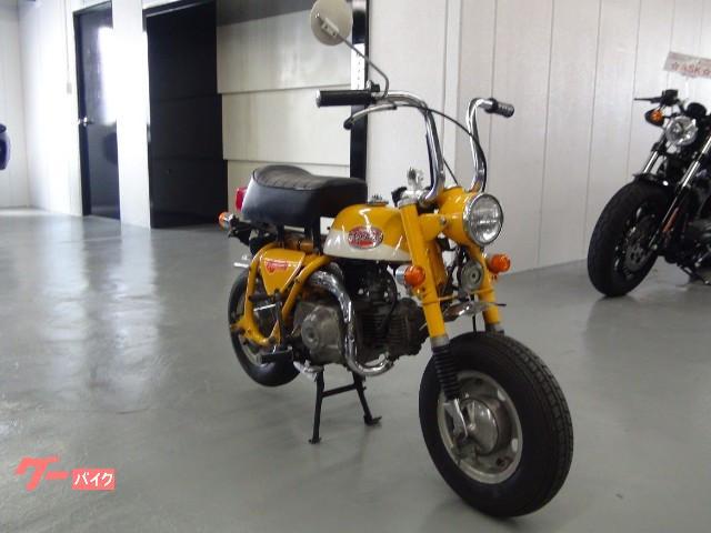 ホンダ モンキー Z50Aの画像(大阪府