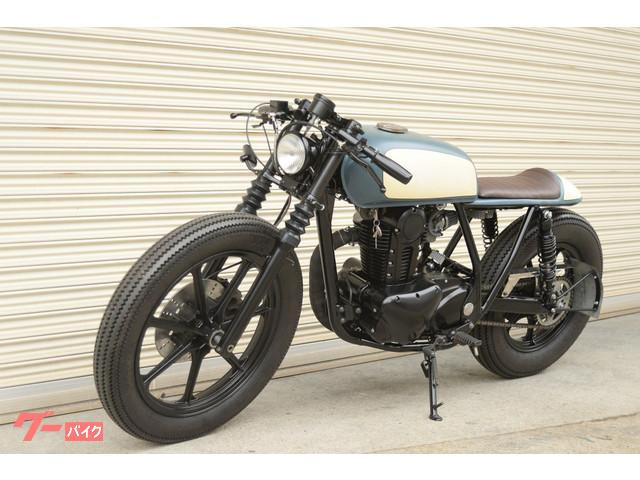 250TR New cafe style