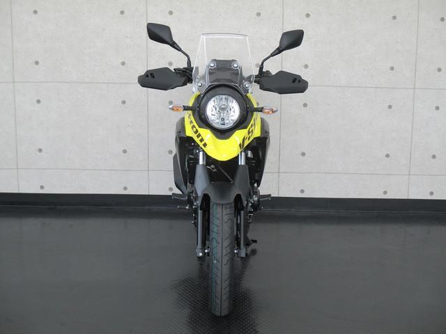スズキ V-ストローム250 新車 イエローの画像(兵庫県