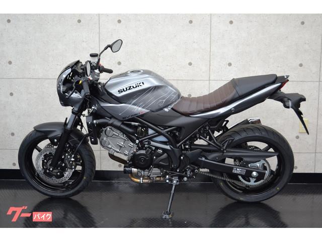 スズキ SV650X ABS 2019年モデルの画像(兵庫県