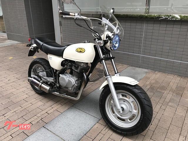 ホンダ Ape100 カスタムの画像(兵庫県