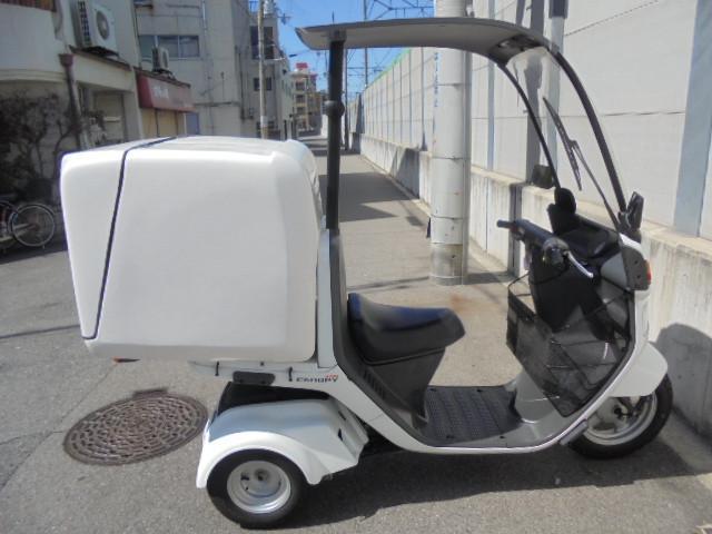 ホンダ ジャイロキャノピーTA03大型ボックス付きの画像(大阪府