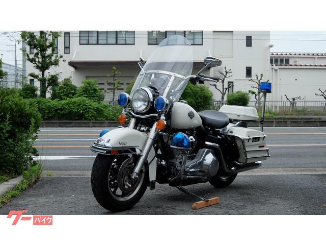 HARLEY-DAVIDSON FLHPE ロードキングポリスの画像(大阪府