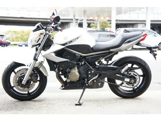 ヤマハ XJ6N ハンドル ブレーキホース エンジンスライダーの画像(兵庫県