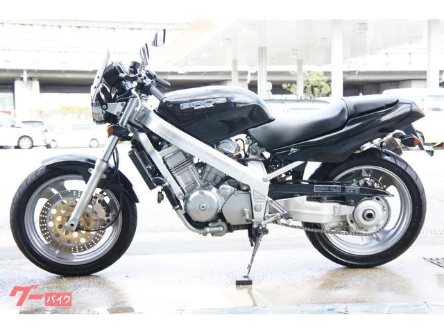ホンダ BROS650 スクリーン SP忠男マフラーの画像(兵庫県